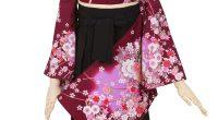 G363 エンジ 牡丹に菊と桜☆