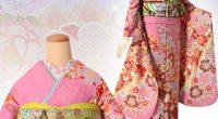 R1554 ピンク 桜尽くし(絹)